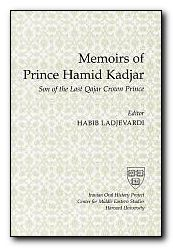 Memoirs of Prince Hamid Kadjar