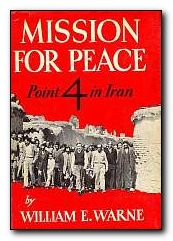 Mission for Peace: Point Four in Iran