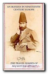 An Iranian in 19th Century Europe